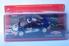 IXO ALTAYA PEUGEOT 307 WRC #7 MONTE CARLO 2006 1:43