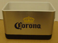 CORONA EXTRA MINI STAINLESS STEEL COOLER ICE BUCKET NEW