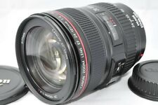 Excellent +++ CANON  EF 24-105mm f/4 L IS USM From JAPAN##