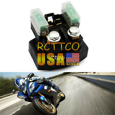 Starter Relay Solenoid Motorcycle For Yamaha V Star 1100 Classic XVS1100A 00-09