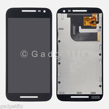US Motorola Moto G 2015 3rd Generation XT1552 XT1550 LCD Touch Screen Digitizer