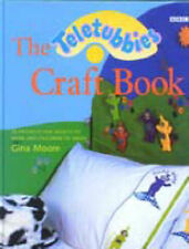 Teletubbies: Craft Book By Gina Moore