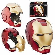 Hasbro Prop Replica Marvel legende Iron Man Elettronico CASCO full size in stock