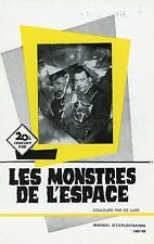 JAMES DONALD  ANDREW KEIR  QUATERMASS AND THE PIT  1967  HAMMER RARE SYNOPSIS