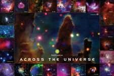 EDUCATIONAL POSTER Smithsonian Across the Universe 36x24 NMR