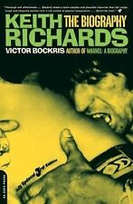 Keith Richards : The Biography by Victor Bockris (2003, Paperback, Revised)