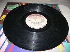 """SINITTA FEELS LIKE THE FIRST TIME 12"""" Single VG+ OMNI 0-96784 1987"""