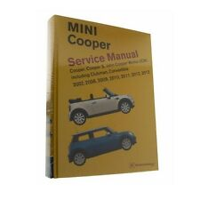Bentley Diagram Book Repair Guide Service Manual  Mini Cooper / S / JCW Clubman