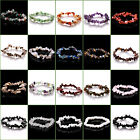 20 Choises Natural Jewelry Chip Beads Weave Bracelet GC000