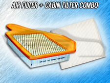 AIR FILTER CABIN FILTER COMBO FOR 2011 2012 2013 2014 DODGE GRAND CARAVAN 3.6L