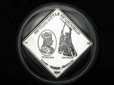 2010 Palau Large Proof $1 Battle of Grunwald- King Jagiello/Prince Witolt