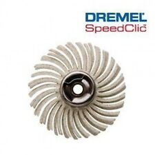 Dremel 472S EZ SpeedClic Detail Abrasive Brush 120 Grit S472 Speed Clic