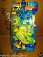 MATTEL MAX STEEL COMBAT DIVER BATTLE GEAR ACCESSORI OUTFIT WATER BLASTING WEAPON