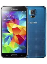 Original Samsung Galaxy S5 mini SM-G800F - Handy Dummy Blau / Blue