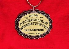 OUIJA BOARD WICCA WITCH PSYCHIC GAME PENDANT NECKLACE