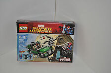 LEGO SET 76004 MARVEL SUPER HEROES SPIDER-MAN SPIDER-CYCLE CHASE *NEW*