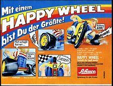 Happy Wheel--Werbung von 1979--Schuco --