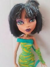 Monster High Cleo de Nile Dawn of the Dance Doll GUC