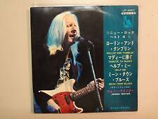 "JOHNNY WINTER: Rollin' And Tumblin' +3-Japan 7"" Liberty Records INC. LP-4567 PCV"