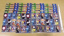 Pokemon the First Movie Burger King Collectible Movie Cards *Complete Sheets*