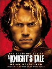 A Knight's Tale: The Shooting Script, Helgeland, Brian, Good Book