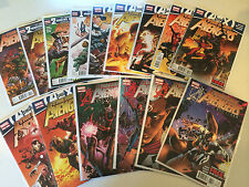 The New Avengers (V2, 8/2010) #1-34 near set missing three issues Bendis