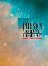 Available 2010 Titles Enhanced Web Assign: Physics : Algebra and Trigonometry...