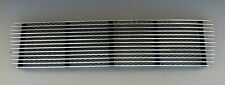 Porsche 911 912 69-74 Aluminum Engine Lid Deck Lid Grille Polished/Black-New