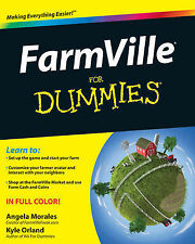 FarmVille For Dummies by Angela Morales, Kyle Orland (Paperback, 2011)