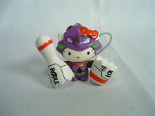 Evangelion X Hello Kitty Cellphone strap  Unit-01 costume