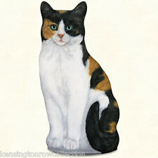 DOOR STOPS - CALICO CAT DOORSTOP - CALICO CAT DOOR STOP