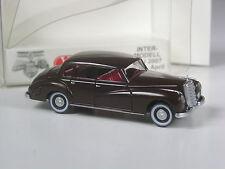 Klasse: Wiking Mercedes 300 Adenauer dunkelbraun zur IMB 2007 in OVP