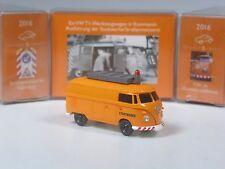 Wiking C&I Sondermodell VW T1 Straßenmeisterei Stadtwerke
