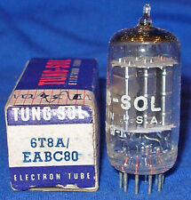 NOS / NIB 6T8A / EABC80 / 6AK8 Vacuum Tube