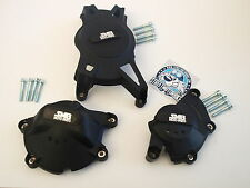 Kit protection moteur pare carter SUZUKI GSXR 1000 GSXR1000 2009 2016 09 16