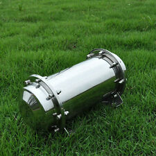 "Stainless Steel 13.5"" Time Capsule Waterproof Container/Storage Future Gift Buri"