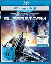 Seattle Superstorm Blu Ray 3D + 2D Version ***Neu OVP***