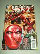 RED HOOD ARSENAL #12 DC COMICS NM (9.4)