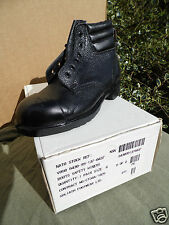 BRITISH ARMY MINERS BOOTS SIZE 6 ONLY