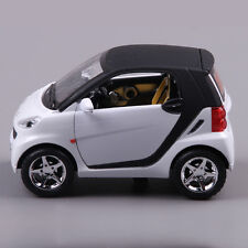 1:32 Benz Smart ForTwo Alloy Diecast Car Model Toy Vehicles Kids Boys Gift