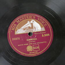 78rpm DAVID ROSE dvorak - humoresque / one-love