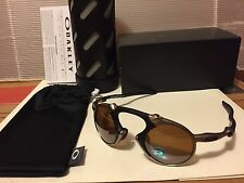 NEW OAKLEY X-Metal Madman - Plasma w/ Tungsten Iridium Polarized, OO6019-03