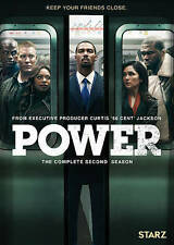 Power: The Complete Second Season 2 (DVD, 2016)