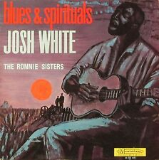 Josh White & The Ronnie Sisters - Blues & Spirituals (Musidisc Vinyl-LP France)