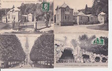 Lot 4 cartes postales anciennes FORGES-LES-EAUX station thermale 2