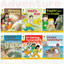 Oxford Reading Tree, Level 5: More Stories C, 6 Books Collection Set (Dad's Run)