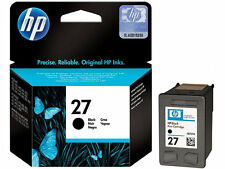 ORIGINAL GENUINE HP 27  BLACK CARTRIDGE 1110 1210 2 YEARS GUARANTEE FAST POSTAGE