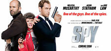 SPY MANIFESTO JASON STATHAM MELISSA MCCARTHY JUDE LAW PAUL FEIG #SPYMOVIE