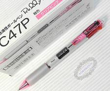 Pentel C47 Rolly Multi-coloured 4 in1 ballpoint pen 0.7 PINK BARREL