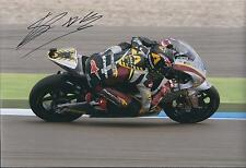 Scott REDDING SIGNED MOTO2 Marc VDS Racing Team 12x8 Photo AFTAL COA Autograph